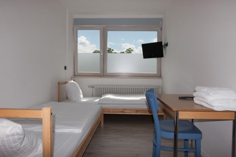 Zweibettzimmer Unterhaching